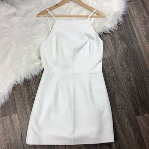French Connection square mini dress